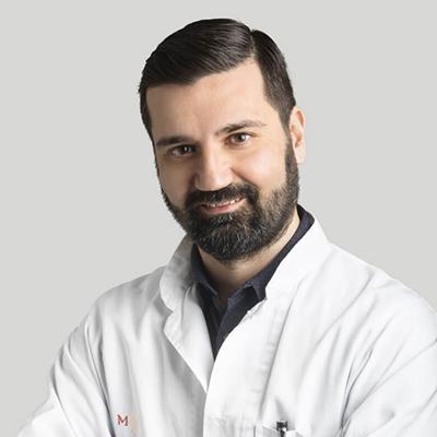Μπερούκας Ερνέστος  Ογκολόγος