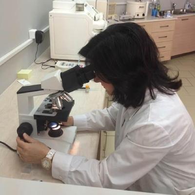 Ιακωβίδου Ζαρίφη Ερμιόνη  Βιοπαθολόγος Μικροβιολόγος